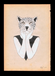 Masked Leopard