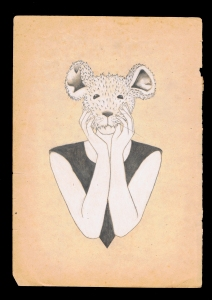 Masked Mouse